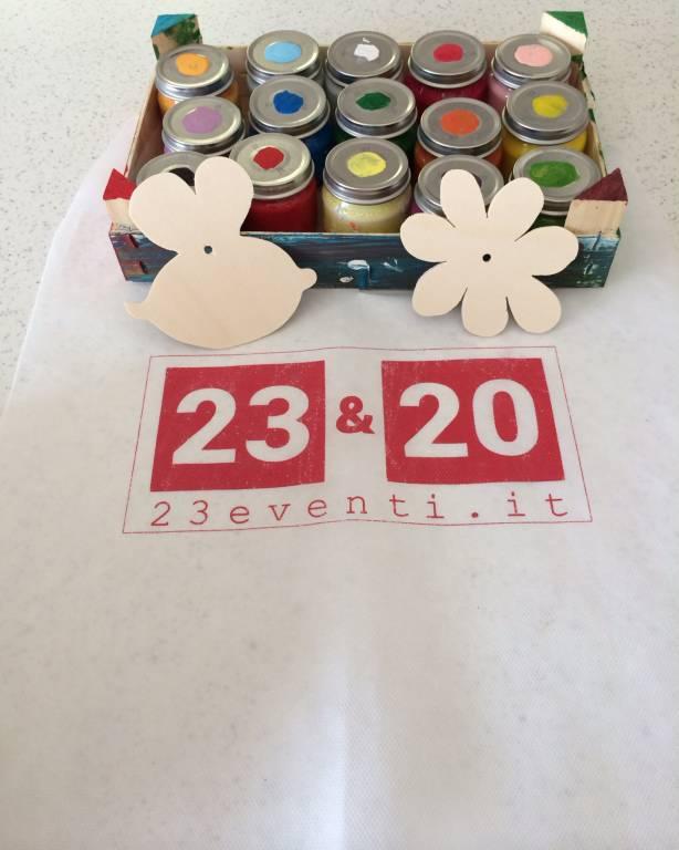 Festa di primavera: laboratorio Associazione 23&20