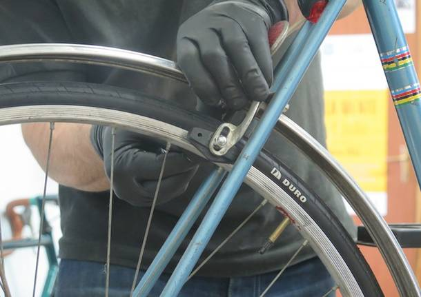Ciclofficina Popolare Gallarate biciclette
