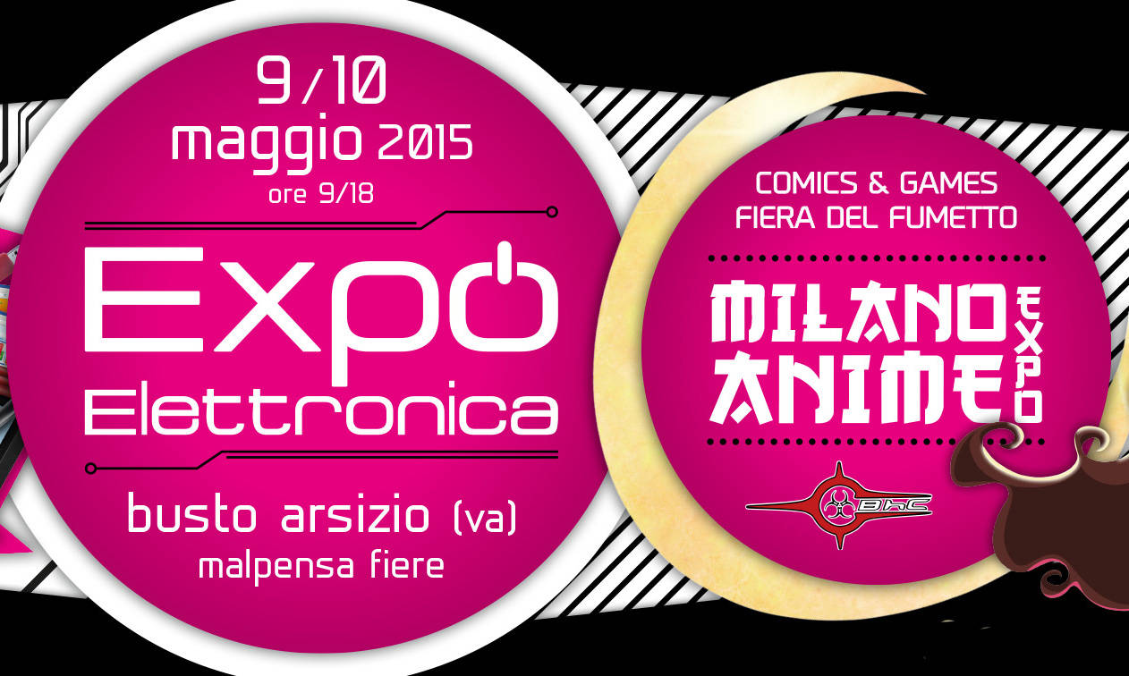 expo elettronica milano anime expo