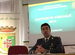 francesco vitale colonnello comandante guardia di finanza provinciale varese