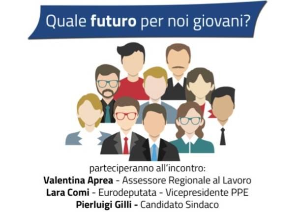 Futuro per i giovani con Forza Italia
