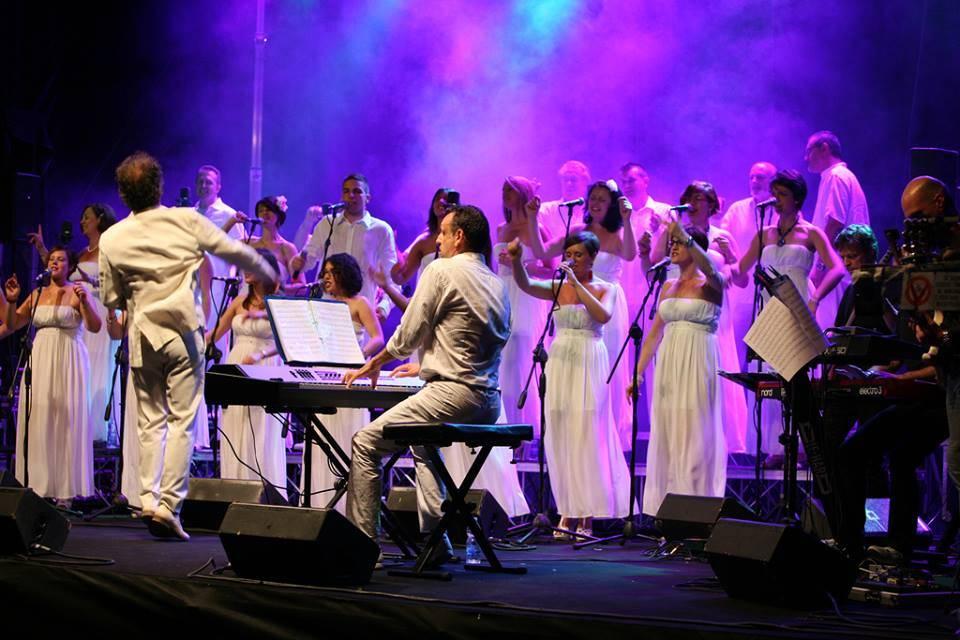 greensleeves gospel choir coro gospel