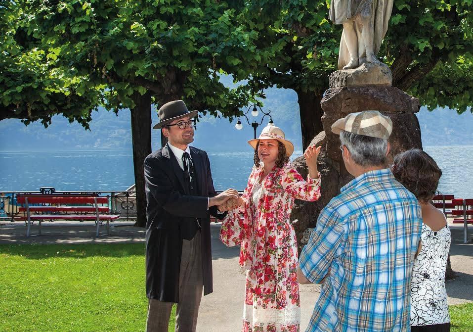 Guide turistiche a Lugano