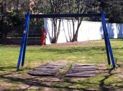 Il parco giochi del Museo del Tessile