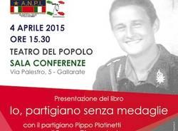 incontro partigiano Pippo Platinetti