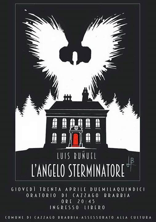 l'angelo sterminatore cinema