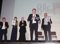 L'inaugurazione del Baff