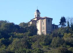 La chiesa di Bizzozero