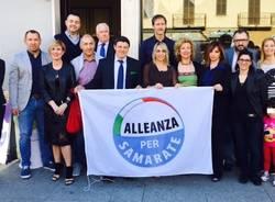 La presentazione di Alleanza per Samarate