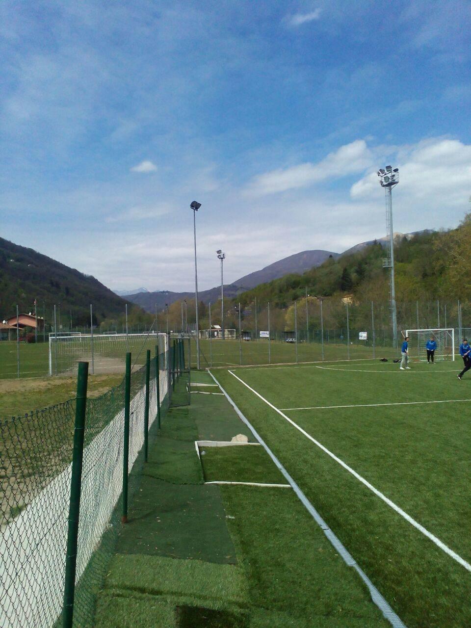 Lavena Ponte Tresa, nuovo centro sportivo