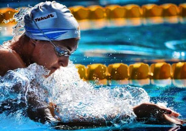 Ai campionati italiani 3 atlete del team nuoto sport management - Piscina busto arsizio ...