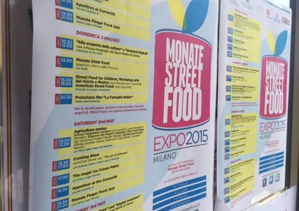 Monate Street Food
