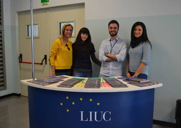 open day liuc 2015