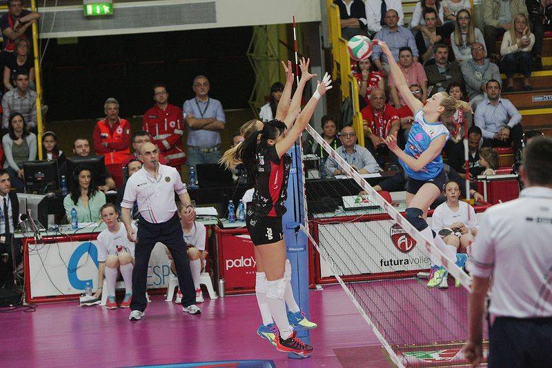 pallavolo unendo yamamay rebecchi nordmeccanica playoff