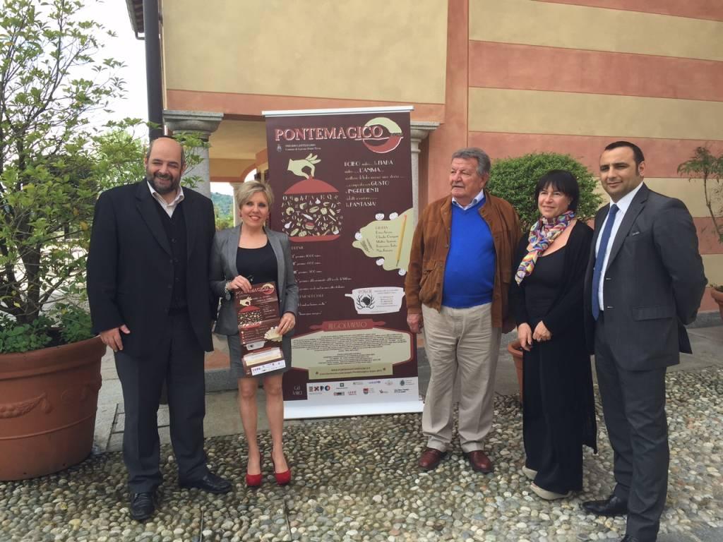 Presentato PonteMagico 2015