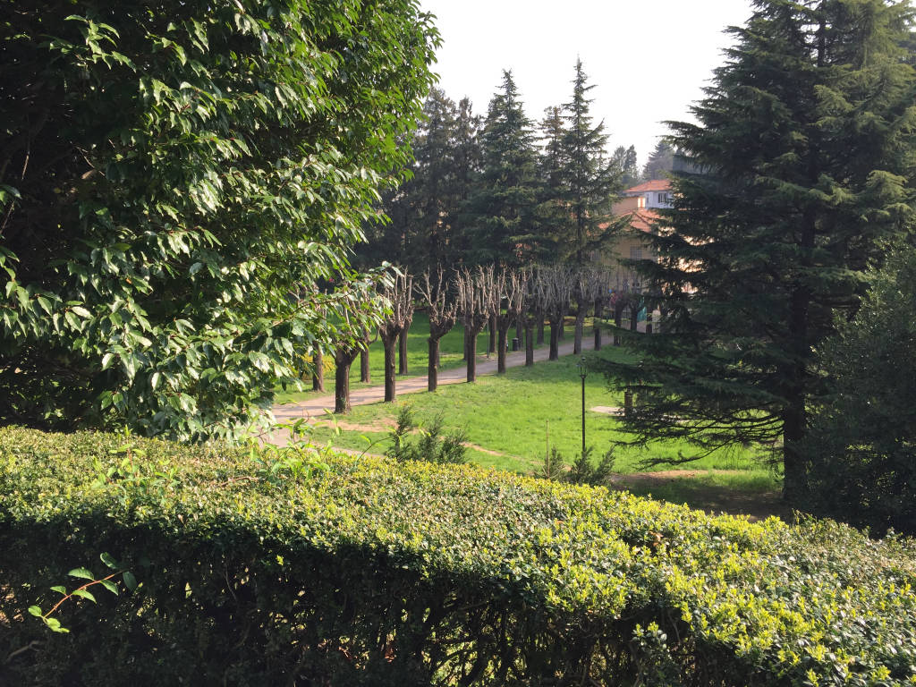 Quattro passi a Villa Mylius