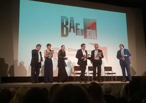Sergio Castellitto premiato Baff
