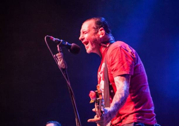 Social Distortion in concerto al Live Club