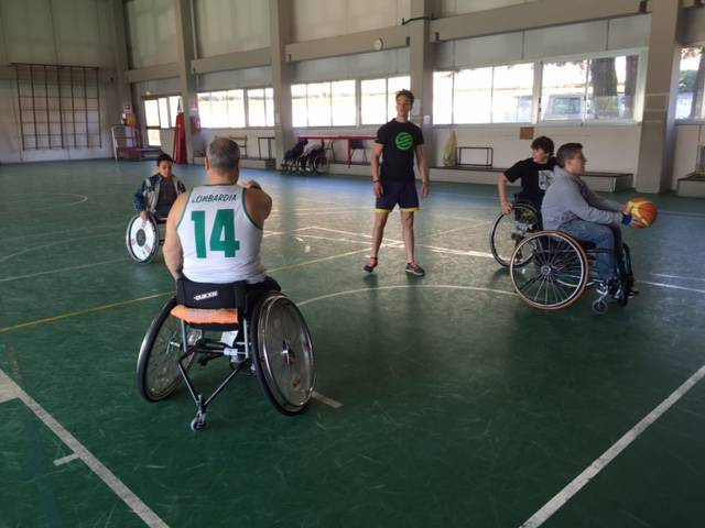 sport disabile
