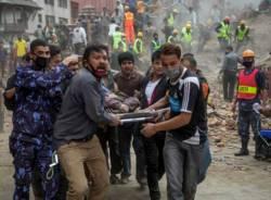 terremoto nepal aprile 2015
