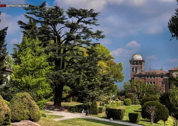 Villa Toeplitz a Varese