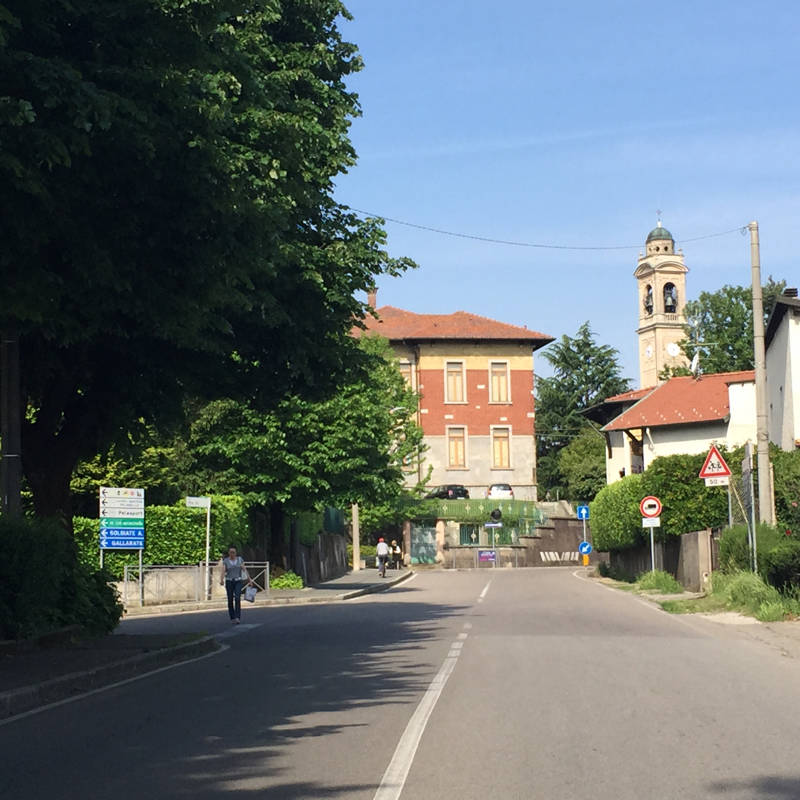 141Tour Carnago: i luoghi