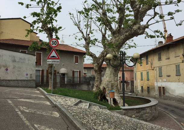 141Tour Morazzone: i luoghi