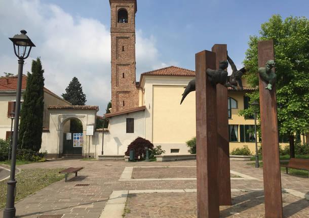 141Tour Origgio: i luoghi