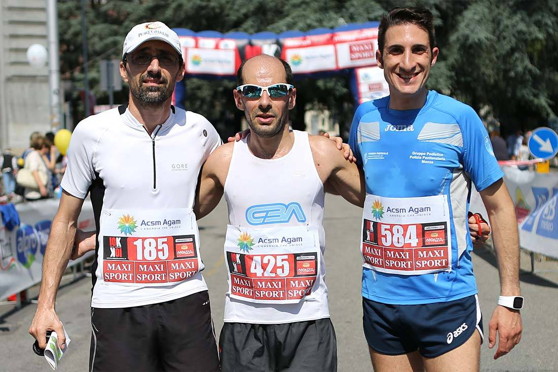 2000 joggers al via della 10K Popular di Monza