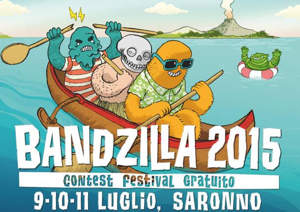 Bandzilla 2015