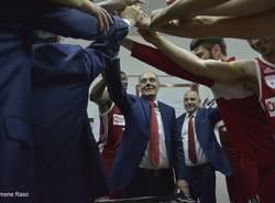 basket Tesi Group Pistoia - Openjobmetis Varese