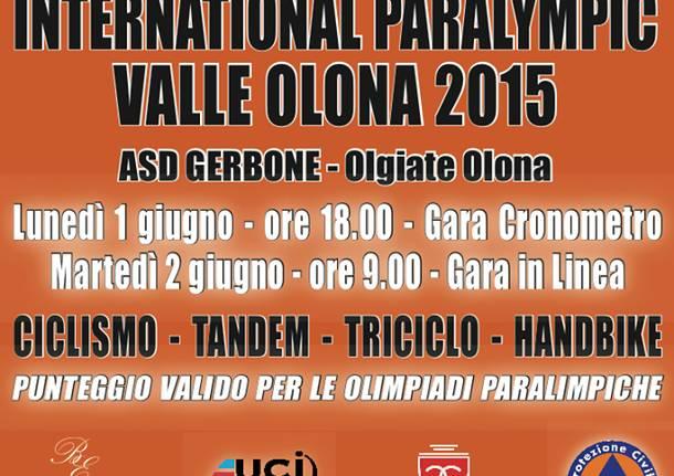 International Paralympic Valle Olona