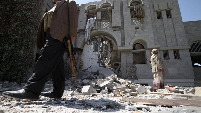 In Yemen si scoprono le carte, ed emergono le gravi colpe ed ipocrisie occidentali....
