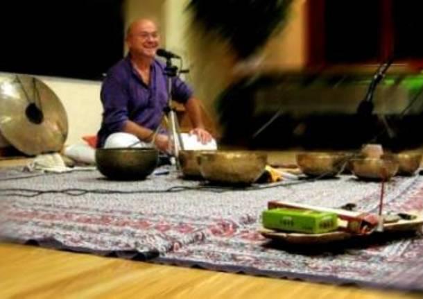 Concerto armonico per campane tibetane, strumenti etnici e suoni della natura