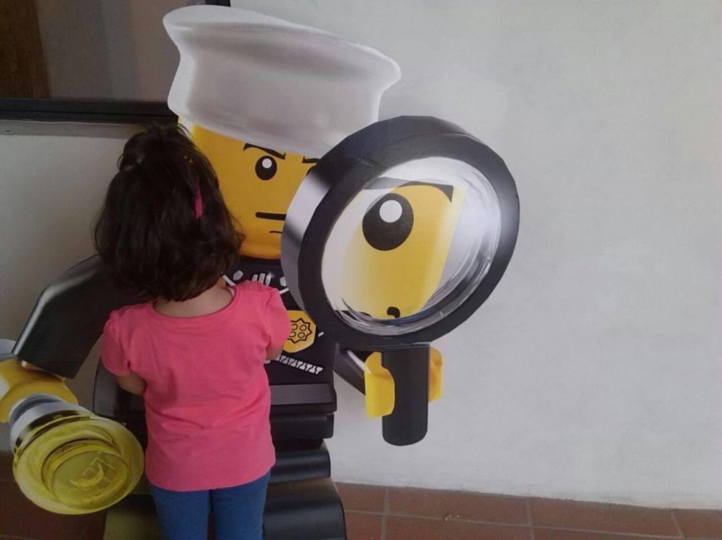 Monastero di Cairate evento Lego