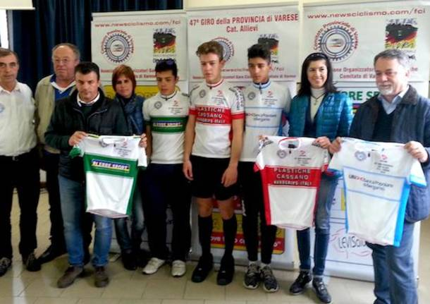 ciclismo giovanile giro della provincia bartolozzi