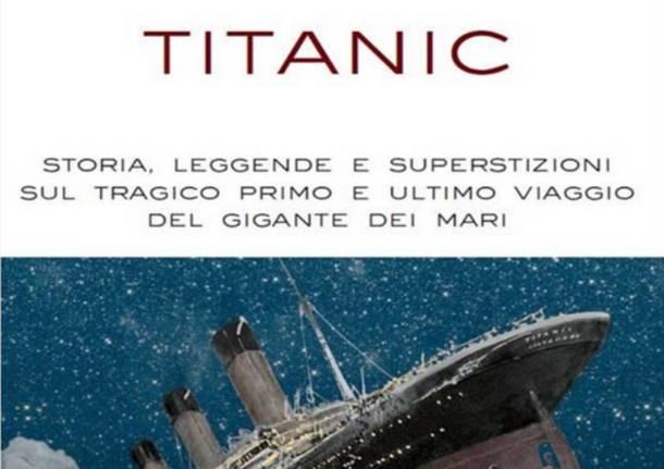 claudio bossi, libri, titanic