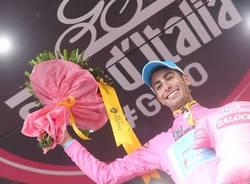 fabio aru ciclismo giro d'italia maglia rosa