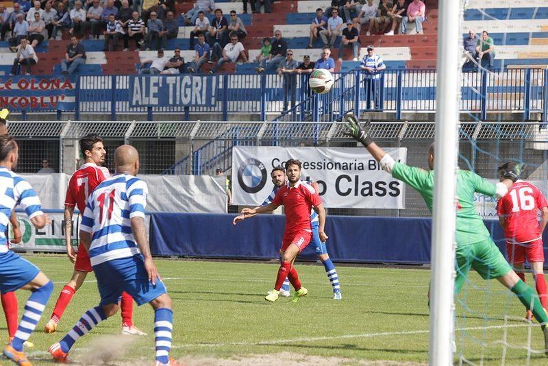 foto pro patria monza calcio lega pro