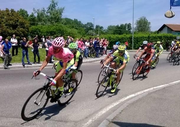 Giro 2015 - La corsa