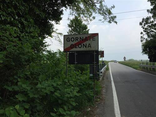 Gornate Olona: i luoghi