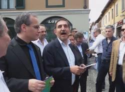 Ignazio La Russa a Saronno