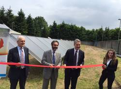 Impianto solare Aspem