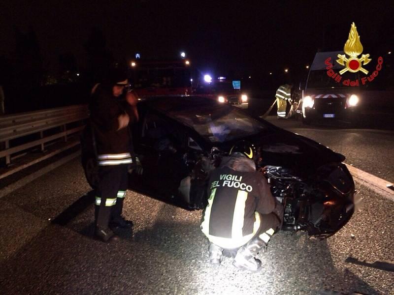 Incidente A8 30 aprile 2015
