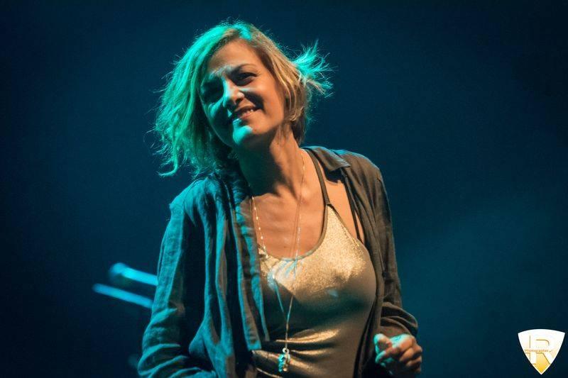 Irene Grandi in concerto al Teatro Dal Verme