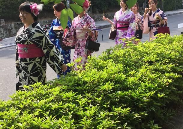 Lo zen e l 39 arte del giardino giapponese nel cuore di varese for Giardini giapponesi milano