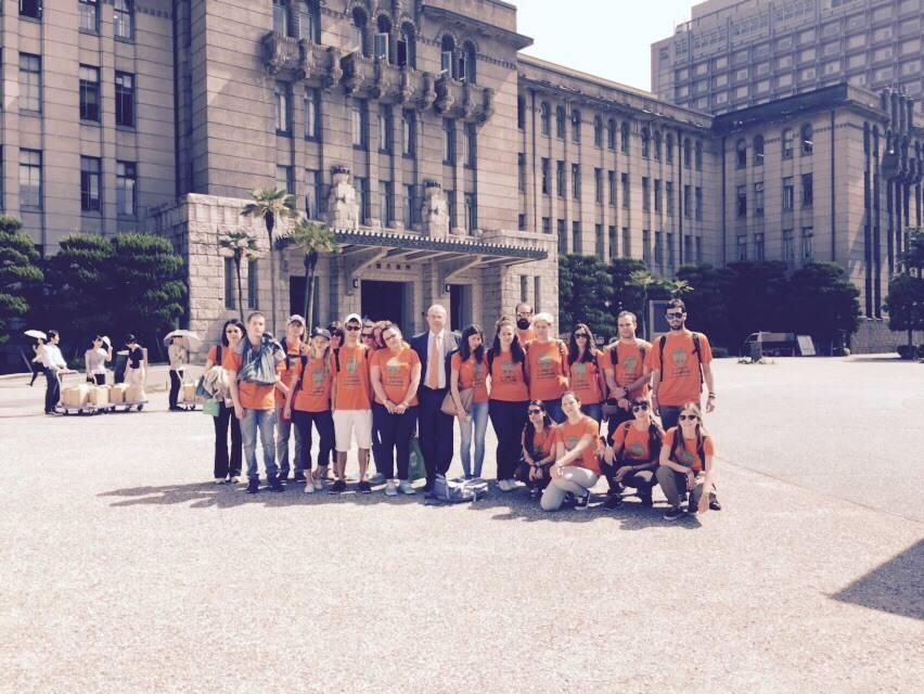 L'università dell'Insubria in Giappone