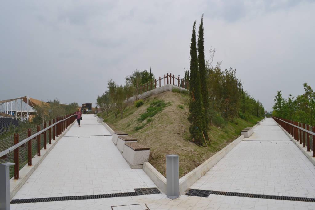 La collina mediterranea