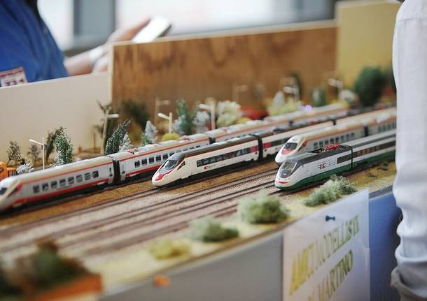 L'Expo Model Show a MalpensaFiere