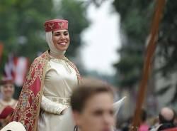 La sfilata del Palio di Legnano 2015